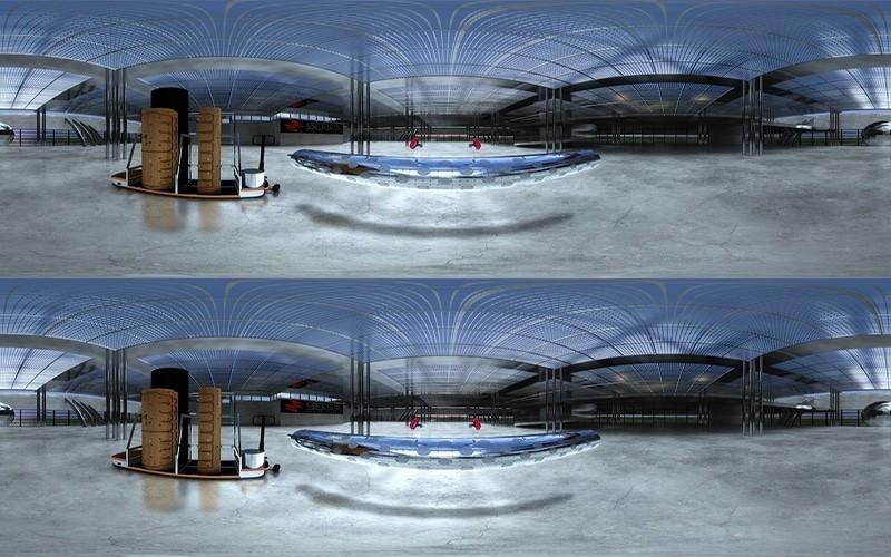 Vídeos 360 estereoscópicos
