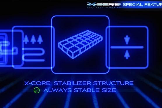 Vídeo Xcore - Realizado por Produktia.tv, especialistas en 3D
