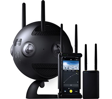 Càmera 360 en lloguer Insta360 Pro i Pro2