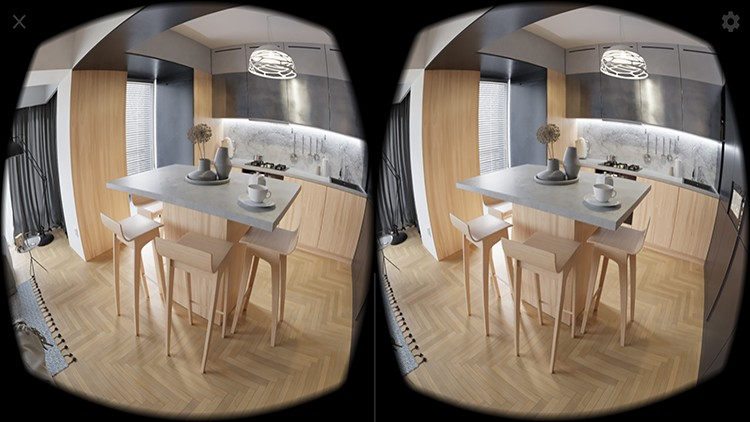 APP VR de Produktia